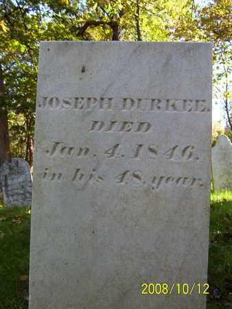 DURKEE, JOSEPH - Washington County, New York   JOSEPH DURKEE - New York Gravestone Photos