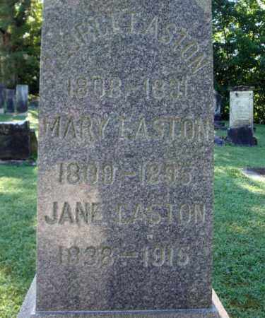 EASTON, JANE - Washington County, New York | JANE EASTON - New York Gravestone Photos
