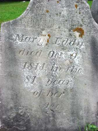 EDDY, MARY - Washington County, New York | MARY EDDY - New York Gravestone Photos