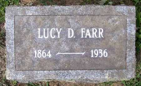 FARR, LUCY COMSTOCK - Washington County, New York | LUCY COMSTOCK FARR - New York Gravestone Photos