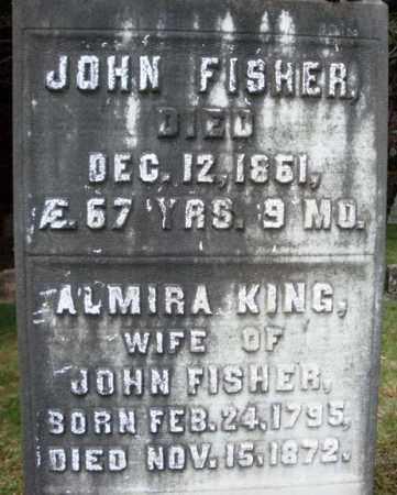KING, ALMIRA - Washington County, New York | ALMIRA KING - New York Gravestone Photos