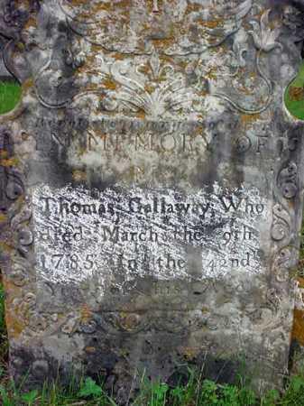 GALLAWAY (RW), THOMAS - Washington County, New York | THOMAS GALLAWAY (RW) - New York Gravestone Photos