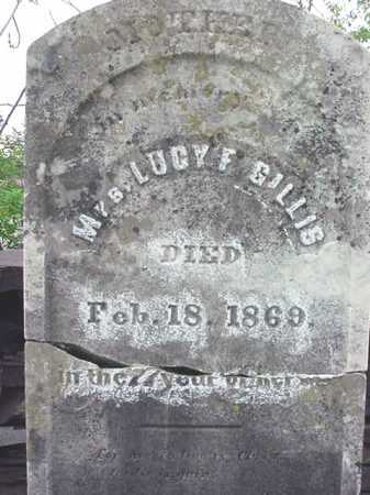 GILLIS, LUCY F - Washington County, New York | LUCY F GILLIS - New York Gravestone Photos