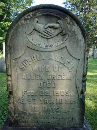 GREEN, SOPHIA - Washington County, New York | SOPHIA GREEN - New York Gravestone Photos