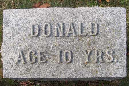 HENRY, DONALD - Washington County, New York | DONALD HENRY - New York Gravestone Photos