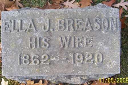 HENRY, ELLA J. - Washington County, New York   ELLA J. HENRY - New York Gravestone Photos