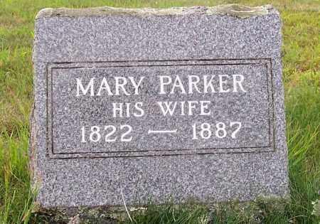 PARKER HENRY, MARY - Washington County, New York | MARY PARKER HENRY - New York Gravestone Photos