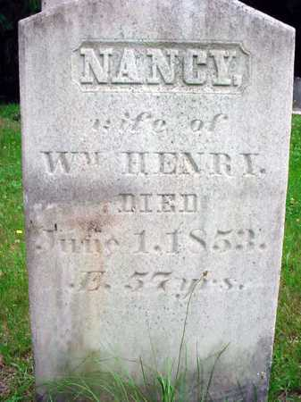 HENRY, NANCY - Washington County, New York | NANCY HENRY - New York Gravestone Photos