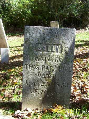 HILL, SALLY - Washington County, New York   SALLY HILL - New York Gravestone Photos