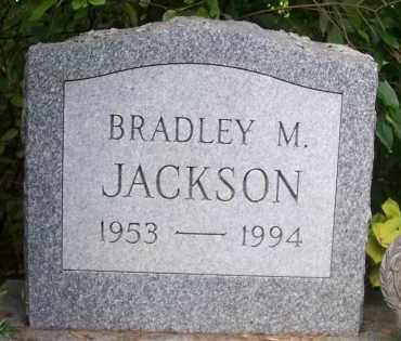 JACKSON, BRADLEY MORRIS - Washington County, New York | BRADLEY MORRIS JACKSON - New York Gravestone Photos