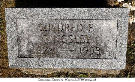 KINGSLEY, MILDRED E. - Washington County, New York | MILDRED E. KINGSLEY - New York Gravestone Photos