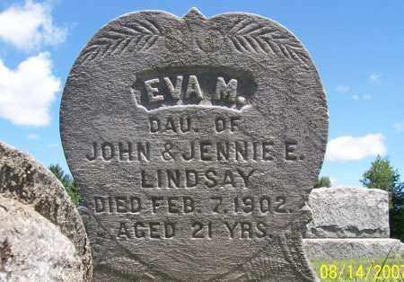 LINDSAY, EVA M. - Washington County, New York | EVA M. LINDSAY - New York Gravestone Photos