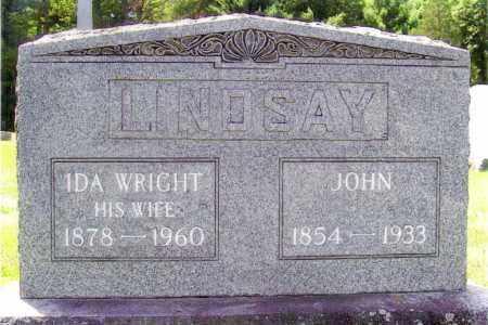 WRIGHT LINDSAY, IDA - Washington County, New York | IDA WRIGHT LINDSAY - New York Gravestone Photos