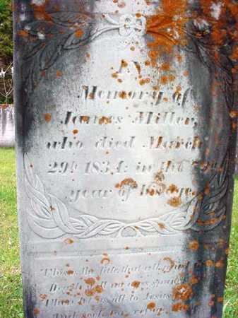 MILLER (RW), JAMES - Washington County, New York   JAMES MILLER (RW) - New York Gravestone Photos
