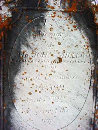 MILLER (RW), JOHN - Washington County, New York   JOHN MILLER (RW) - New York Gravestone Photos