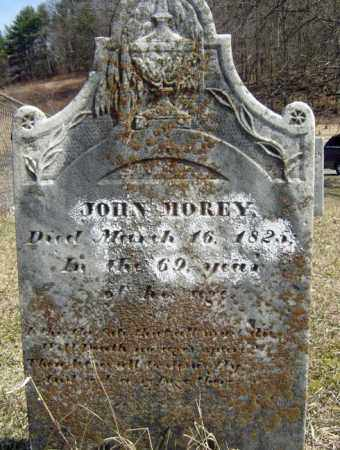 MOREY, JOHN - Washington County, New York | JOHN MOREY - New York Gravestone Photos