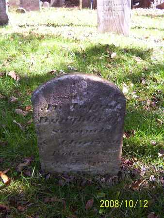 ROBINSON, (INFANT) - Washington County, New York | (INFANT) ROBINSON - New York Gravestone Photos