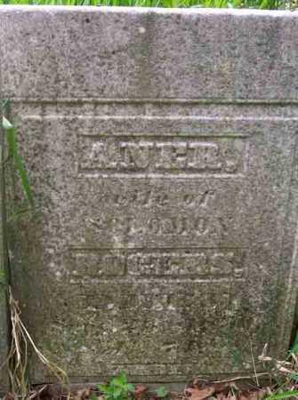 ROGERS, ANER - Washington County, New York | ANER ROGERS - New York Gravestone Photos