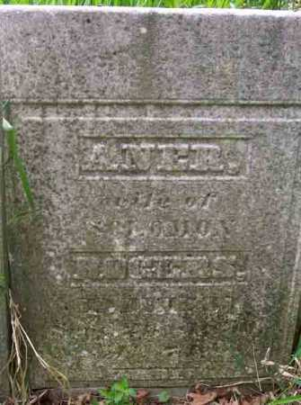 ROGERS, ANER - Washington County, New York | ANER ROGERS - New York Gravestone Photos