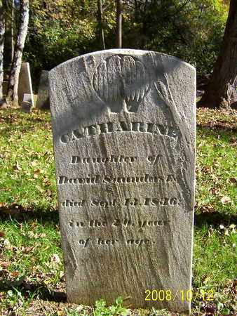 SANDERS, CATHERINE - Washington County, New York   CATHERINE SANDERS - New York Gravestone Photos