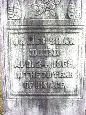 SHAW, JAMES - Washington County, New York | JAMES SHAW - New York Gravestone Photos