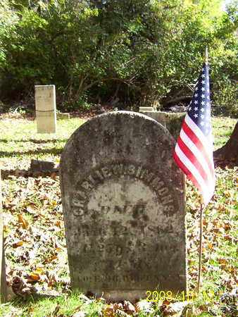 SIMMONS (CW), CHARLES W - Washington County, New York | CHARLES W SIMMONS (CW) - New York Gravestone Photos