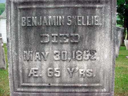 SKELLIE, BENJAMIN - Washington County, New York | BENJAMIN SKELLIE - New York Gravestone Photos