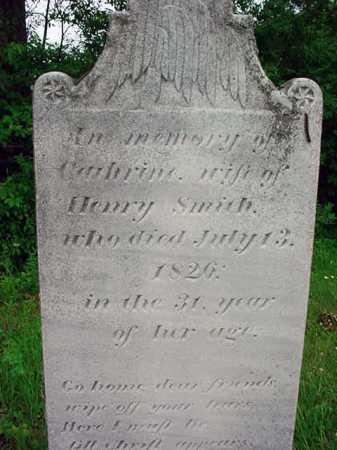 SMITH, CATHRINE - Washington County, New York | CATHRINE SMITH - New York Gravestone Photos