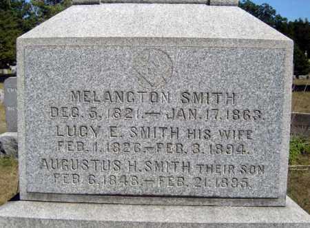 SMITH, MELANGTON - Washington County, New York | MELANGTON SMITH - New York Gravestone Photos