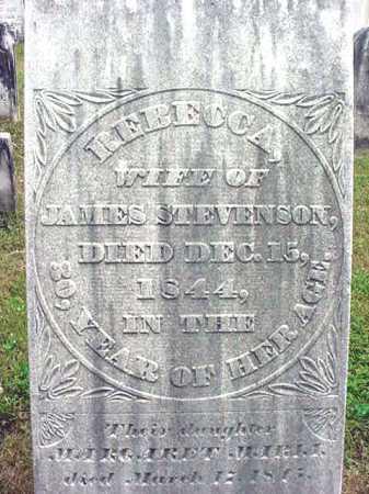 STEVENSON, MARGARET MARIA - Washington County, New York | MARGARET MARIA STEVENSON - New York Gravestone Photos