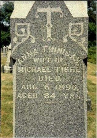 TIGHE, ANNA - Washington County, New York | ANNA TIGHE - New York Gravestone Photos