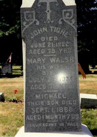 TIGHE, MARY - Washington County, New York | MARY TIGHE - New York Gravestone Photos