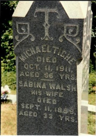 TIGHE, SABINA - Washington County, New York | SABINA TIGHE - New York Gravestone Photos