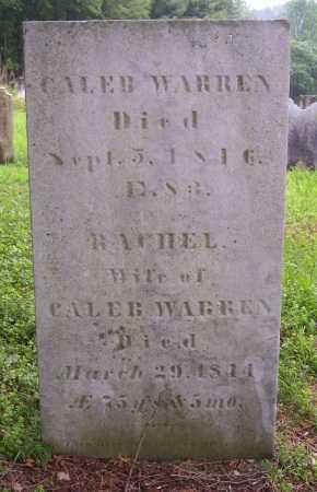 WARREN, RACHEL - Washington County, New York | RACHEL WARREN - New York Gravestone Photos