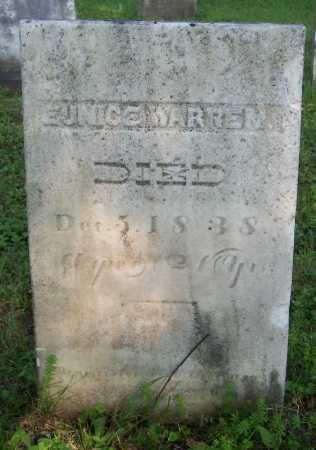 WARREN, EUNICE - Washington County, New York | EUNICE WARREN - New York Gravestone Photos