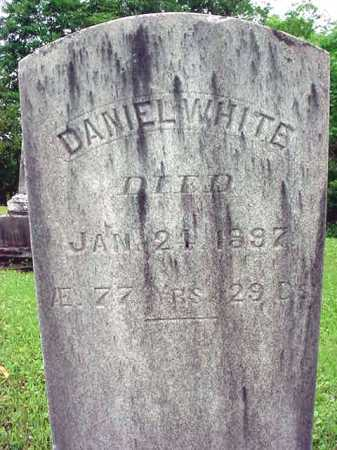 WHITE, DANIEL - Washington County, New York | DANIEL WHITE - New York Gravestone Photos