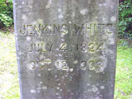 WHITE, JENKINS - Washington County, New York | JENKINS WHITE - New York Gravestone Photos