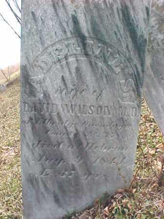 WILSON, ADELINE S - Washington County, New York   ADELINE S WILSON - New York Gravestone Photos