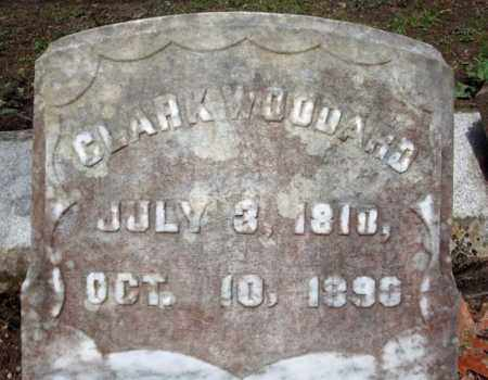 WOODARD, CLARK - Washington County, New York | CLARK WOODARD - New York Gravestone Photos