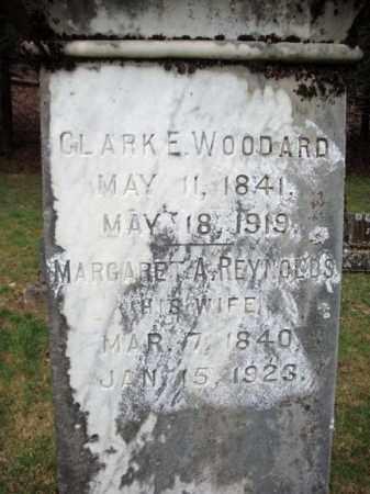 WOODARD, CLARK E - Washington County, New York | CLARK E WOODARD - New York Gravestone Photos