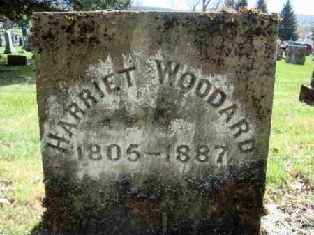 WOODARD, HARRIET - Washington County, New York | HARRIET WOODARD - New York Gravestone Photos