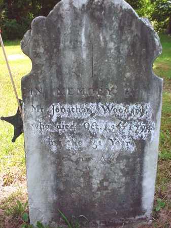 WOODARD, JONATHAN - Washington County, New York   JONATHAN WOODARD - New York Gravestone Photos