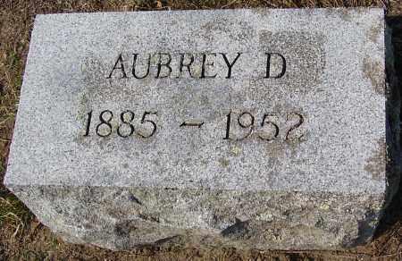 AUSTIN, AUBREY D. - Wayne County, New York | AUBREY D. AUSTIN - New York Gravestone Photos