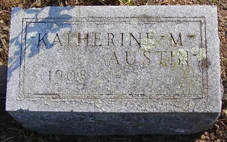 AUSTIN, KATHERINE M. - Wayne County, New York | KATHERINE M. AUSTIN - New York Gravestone Photos