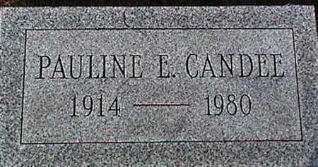 CURREN, PAULINE - Wayne County, New York | PAULINE CURREN - New York Gravestone Photos