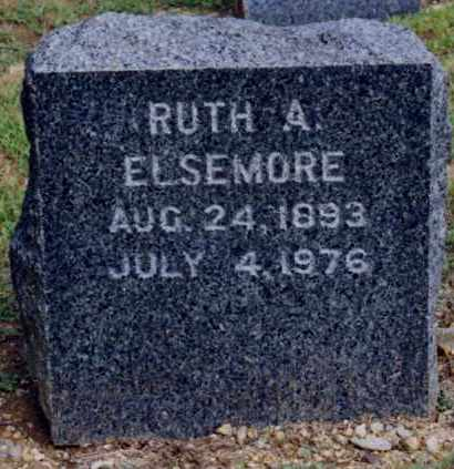 O'DELL ELSEMORE, RUTH AMELIA - Westchester County, New York   RUTH AMELIA O'DELL ELSEMORE - New York Gravestone Photos