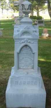 BARNES, MARY A. - Wyoming County, New York | MARY A. BARNES - New York Gravestone Photos