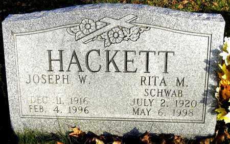 HACKETT, RITA M. - Wyoming County, New York | RITA M. HACKETT - New York Gravestone Photos