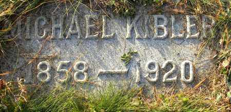 KIBLER, MICHAEL - Wyoming County, New York | MICHAEL KIBLER - New York Gravestone Photos