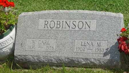 ROBINSON, WILLIAM CARL - Yates County, New York | WILLIAM CARL ROBINSON - New York Gravestone Photos